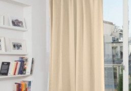 Thermal Coated Blackout Curtains