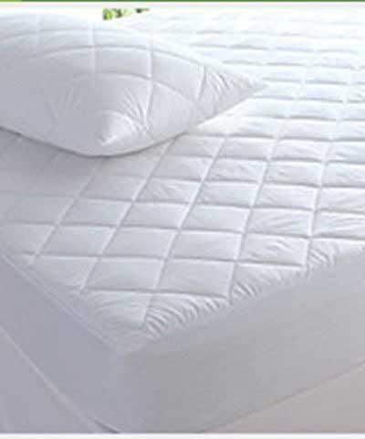 Single Choice Materials Waterproof Non-woven Mattress Protector Beds & Mattresses
