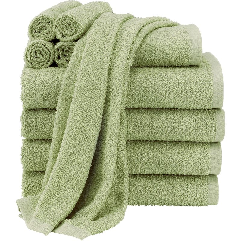 Towels and Washcloths