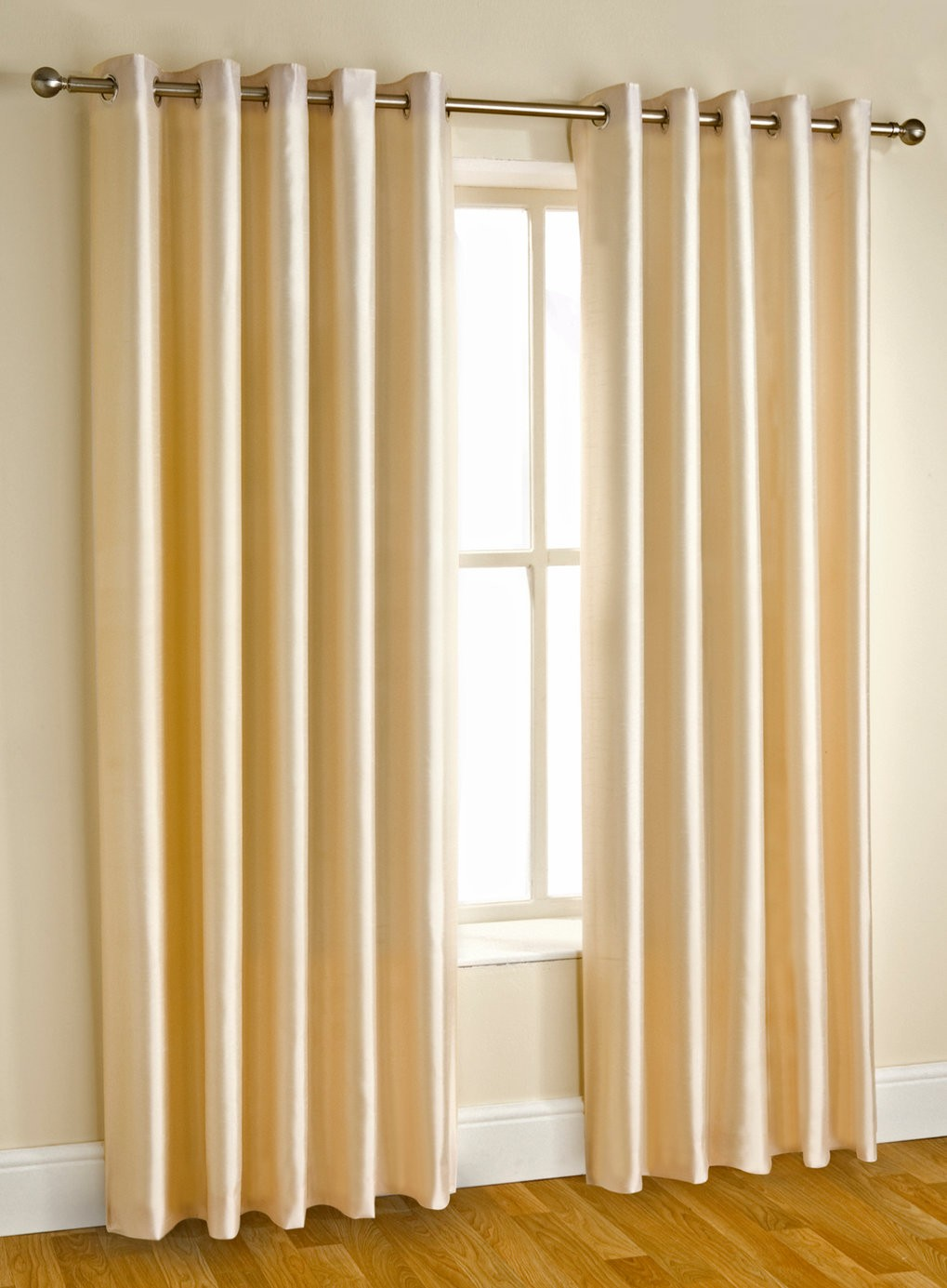 Eyelet Curtains High Living