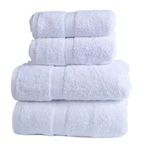 100 Egyptian Cotton Towels