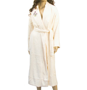 Ladies Dressing Gown High Living