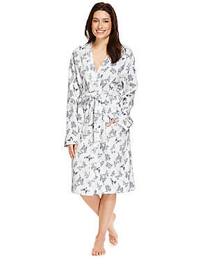 Ladies Toweling Dressing Gowns