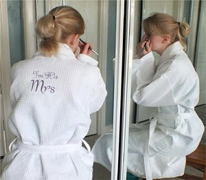 Personalized Dressing Gowns