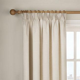 Pencil Pleat Curtains UK