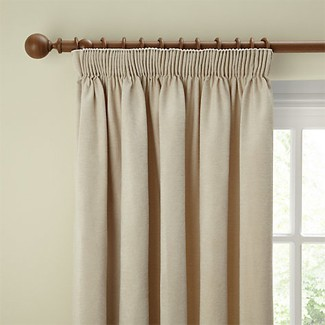 Pencil Pleat Curtains High Living
