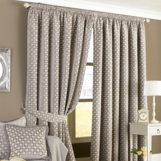 Ready Made Pencil Pleat Curtains