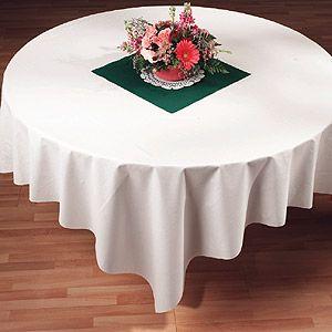 Linen Like Tablecloths
