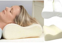 Orthopaedic Contour Memory Foam Pillow