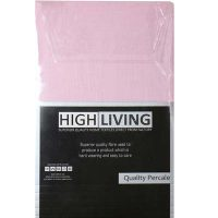 Poly Cotton Percale Duvet Cover Sets