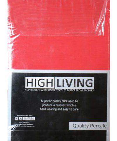Poly Cotton Percale Duvet Cover Sets