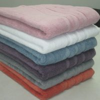 Zero Twist Towels