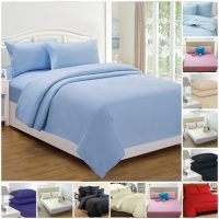 Egyptian Cotton Fitted Sheets