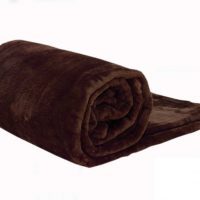 Luxury Soft Faux Fur Warm Non-Allergic Bed Sofa Throws Blanket Roll Mink Sofa Bed Throw