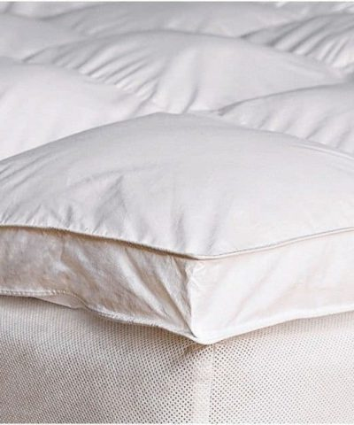 Luxury Duck Feather & Down Mattress Topper Mattress Cover