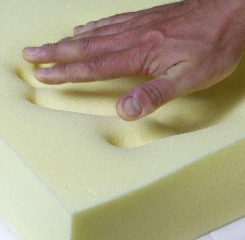 100% Orthopaedic Memory Foam Mattress Topper Non Allergenic 2.5cm