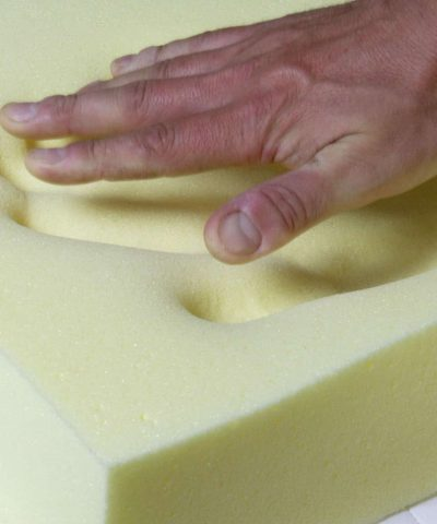 100% Orthopaedic Memory Foam Mattress Topper Non Allergenic 2.5cm