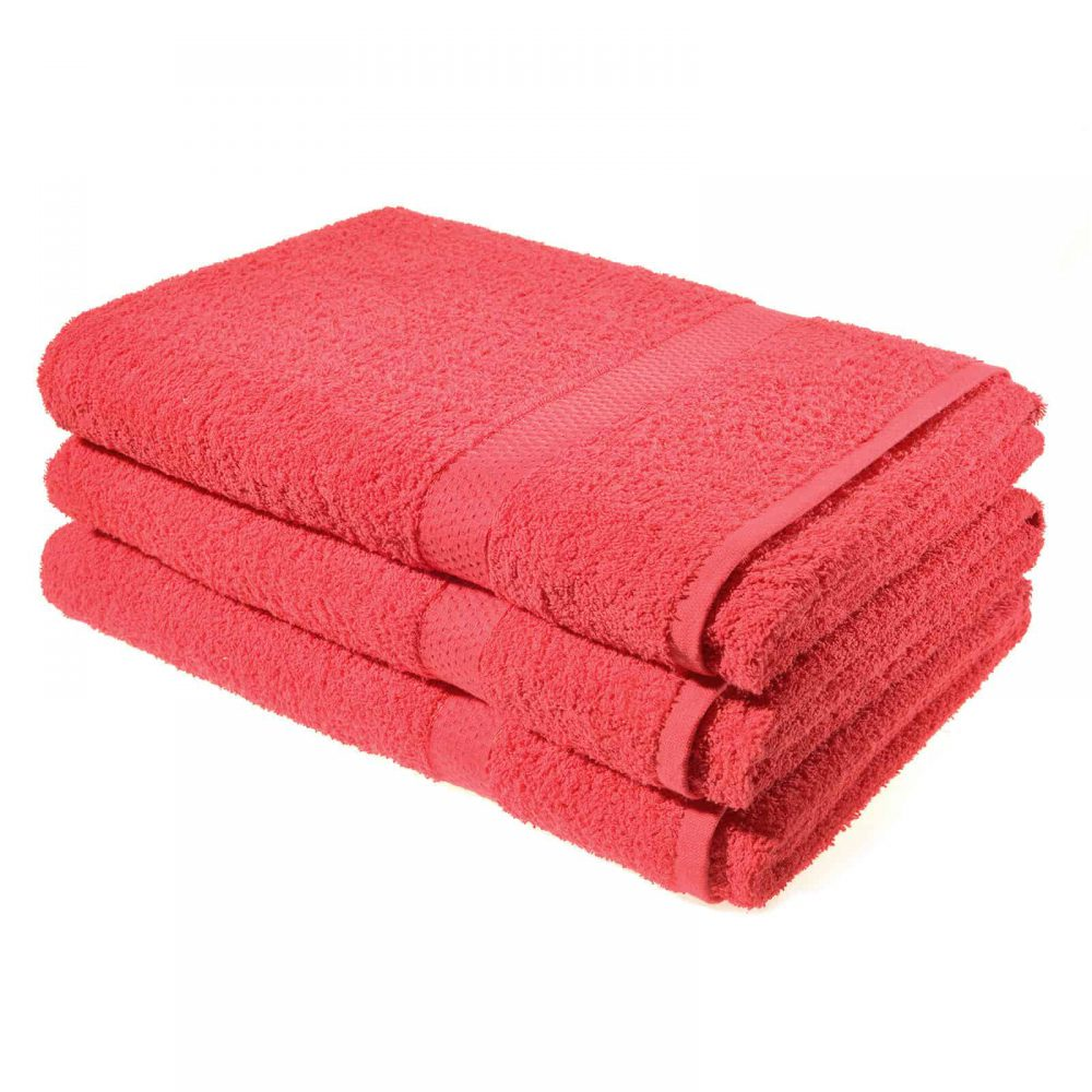100% EGYPTIAN COTTON BATH SHEETS SUPER SOFT PACK OF 2, 3, 4 BATH SHOWER TOWELS