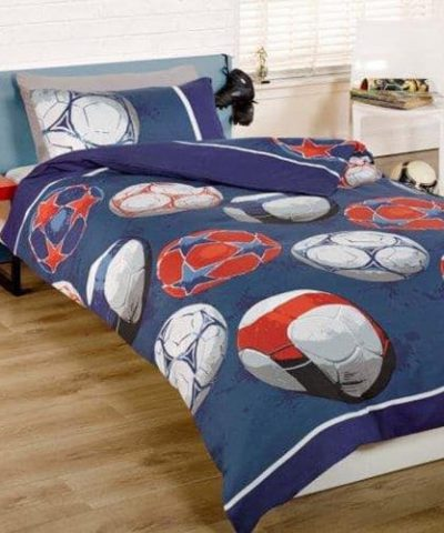 Kids Children Boys & Girls Single Bed Duvet Quilt Cover & Pillow Case Set
