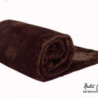 Faux Fur Throws Fleece Blankets Mink Sofa Bed Luxury Double King Soft Warm Large