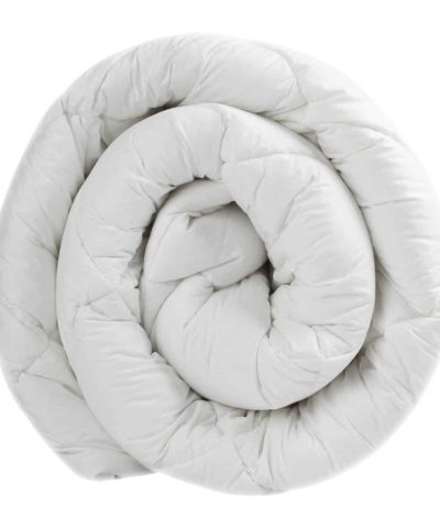 MICROFIBRE DUVET/QUILTHEAVY WEIGHT WINTER WARM 13.5 TOG HOLLOWFIBRE FILLING