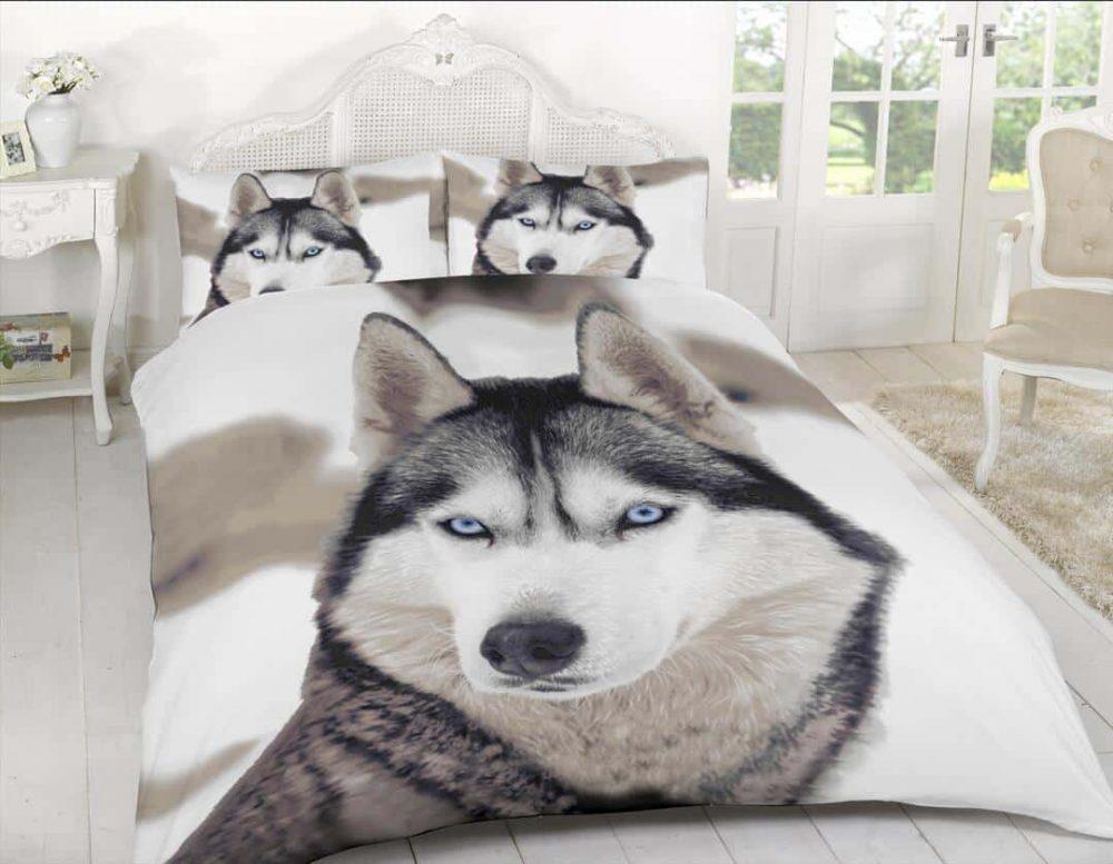 3D Print Duvet Cover Set Single Double King Size Animal Print Duvet Bedding Set