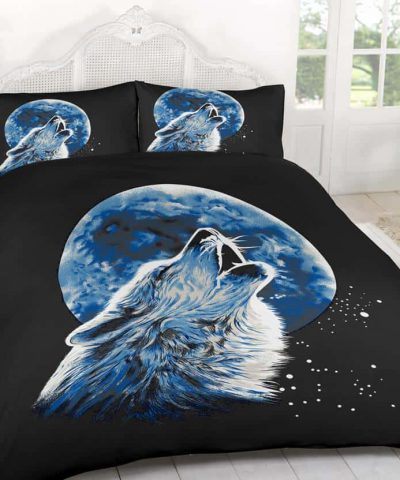 3D Print Duvet Cover Set Single Double King Size Animal Print Duvet Bedding Set