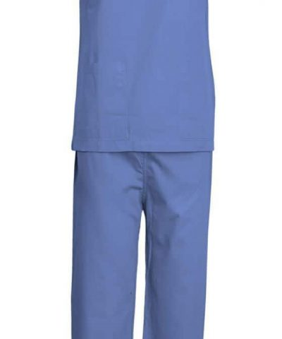 Medical Hospital Reversible Unisex Scrub Suits TUNIC &TROUSER, NHS SUPPLIER