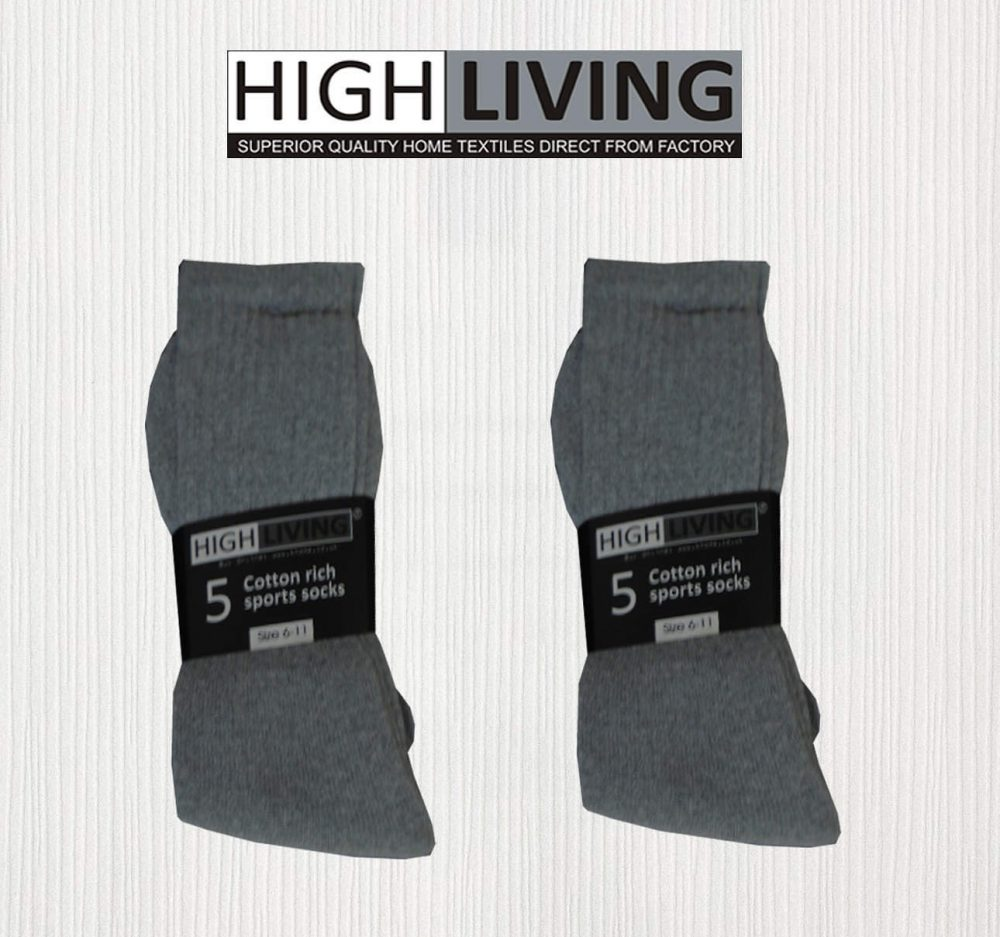 15 Pairs Of Mens Sport Socks