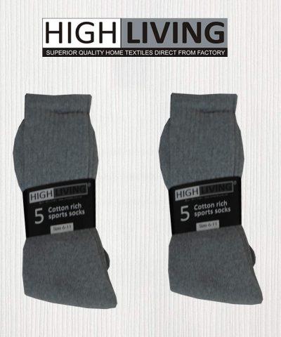15 Pairs Of Mens Sport Socks