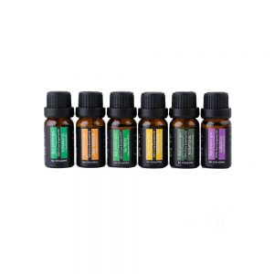 AROMA SPA NATURAL ESSENTIAL OIL SET