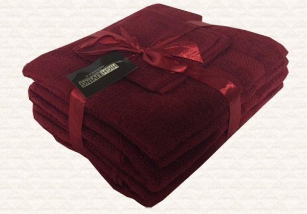 6 Piece Towel Bale Set