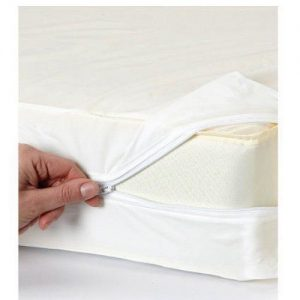 ZipperAnti allergy Bed bug waterproof Mattress Total Encasement Protector cover