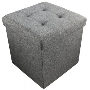 SINGLE OTTOMAN POUFFE SEAT