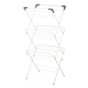 3 TIER LAUNDRY CLOTHES HORSE
