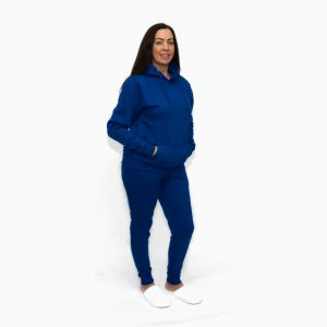 ROYAL BLUE TRACKSUIT