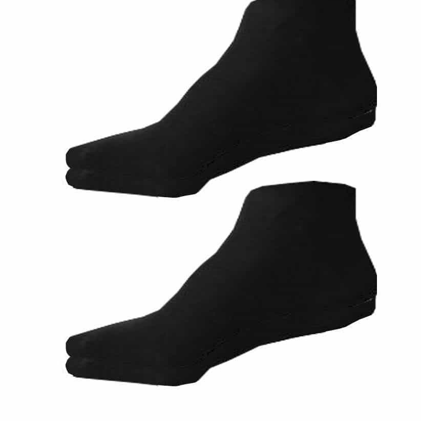 Trainer Liner Ankle Socks Mens Womens Cotton Rich Sport