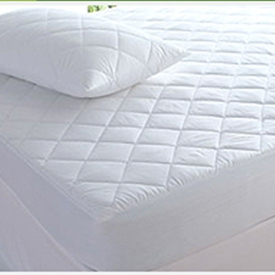 Quilted Mattress Protector High Living