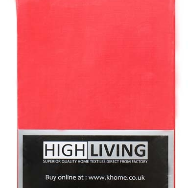 Easy Care Percale Pillow Cases High Living