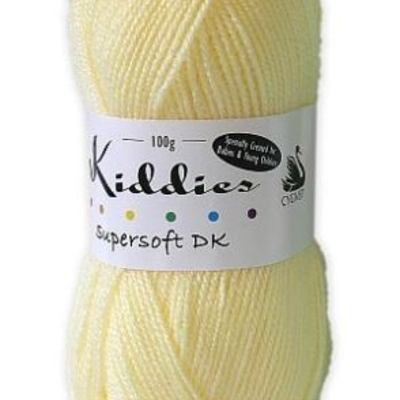 Cygnet Kiddies Supersoft Baby Dk Double Knit Knitting Wool